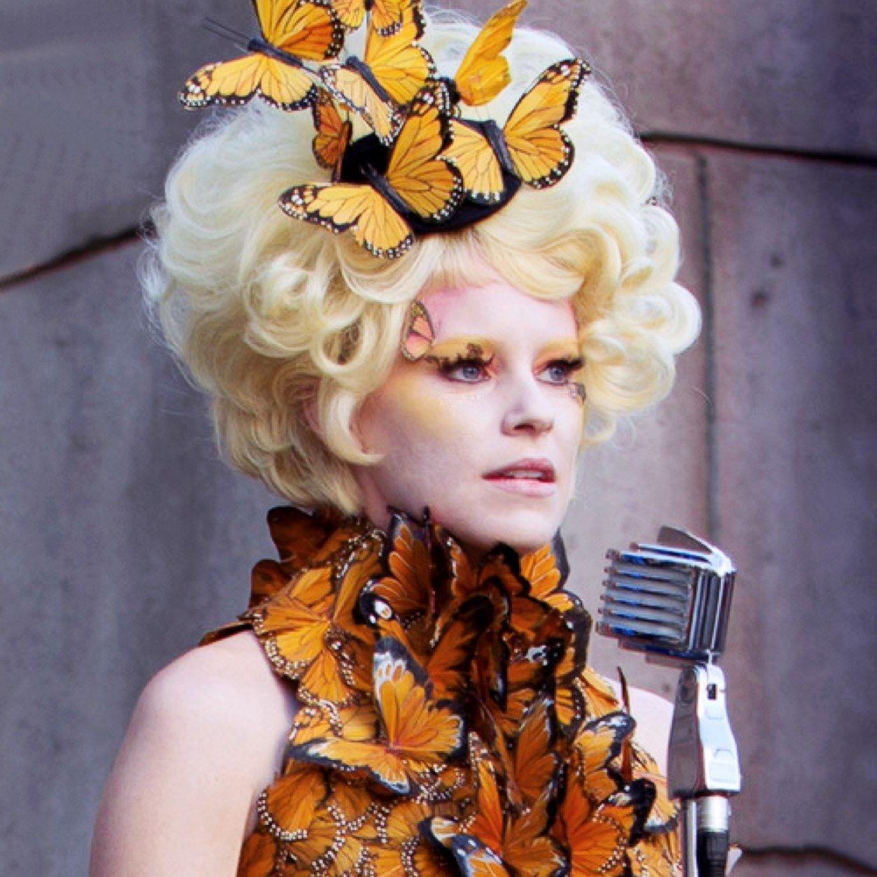 The Looks of Effie Trinket | Fandango  The Looks of Ef...