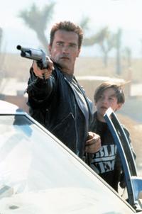 Terminator 2: Judgment Day, Arnold Schwarzenegger