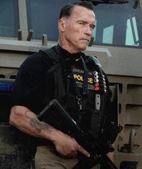 Sabotage, Arnold Schwarzenegger