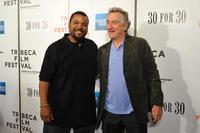 Ice Cube and Robert De Niro