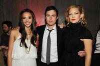 Jessica Alba, Casey Affleck and Kate Hudson