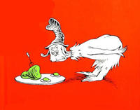 Book: Green Eggs and Ham