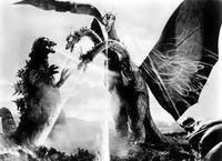 Ghidrah in Ghidrah, the Three Headed Monster