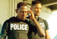 Martin Lawrence and Will Smith in