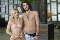Kristen Bell and Russell Brand, Forgetting Sarah Marshall