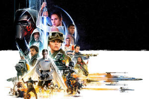 News Briefs: See New 'Star Wars' Artwork; 'Fast & Furious' Returning to Theaters