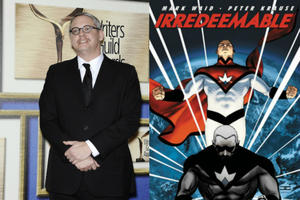 News Briefs: 'Big Short' Director to Helm 'Irredeemable' Comic Book Adaptation