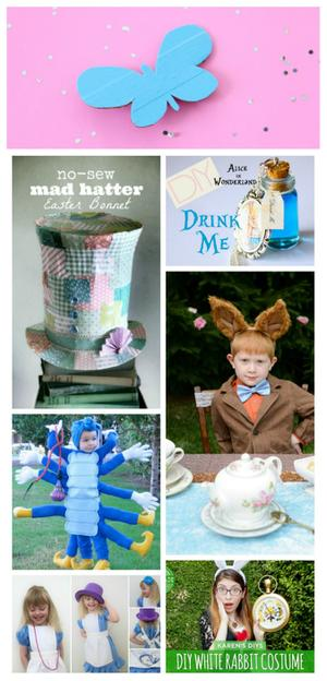 Inspired by 'Alice Through the Looking Glass'? Try These Fun DIY Ideas