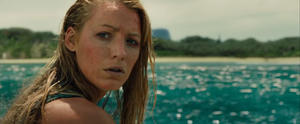 New 'The Shallows' Trailer: Watch Blake Lively Stare Down a Huge Shark
