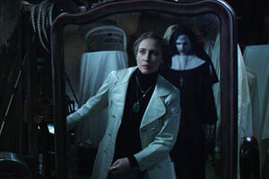 'The Conjuring 2' Inspires Scary Spin-off 'The Nun'