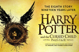 'Harry Potter and the Cursed Child' Is Officially the Eighth 'Harry Potter' Story