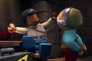 Watch: Lando Calrissian Returns in New 'Star Wars: The Force Awakens' Lego Prequel Shorts