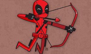 EXCLUSIVE ARTWORK: 'Deadpool' Valentines
