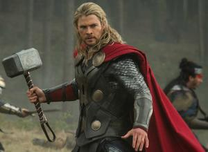 The Cast of 'Thor: Ragnarok' Gets Extra Ridiculous with Jeff Goldblum and Karl Urban