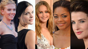 The 20 Hottest Actresses of the 2013 Holiday Movie Season